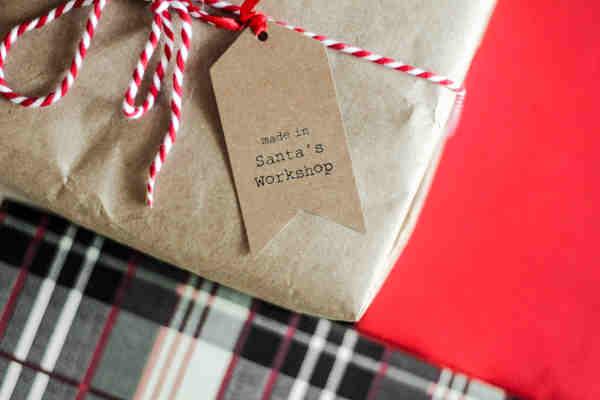 プレゼント2種類