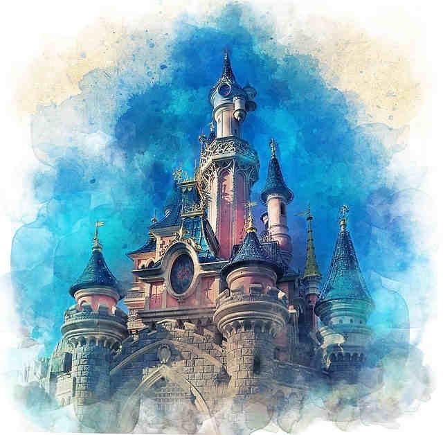 物語のお城