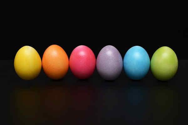 いろんないろの卵